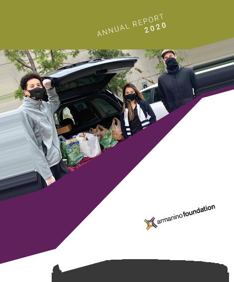 Armanino Foundation Annual Report 2020