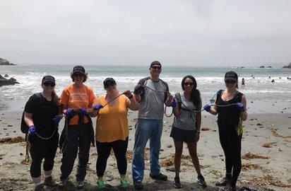 Catalina Island Volunteers